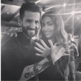 Eurovision: Το ΡΙΚ απάντησε για τη φωτογραφία της Ελένης Φουρέιρα που σχηματίζει τον Αλβανικό αετό