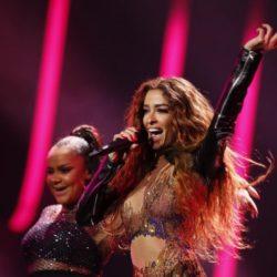 Eurovision: Δείτε την συγκλονιστική εμφάνιση της Ελένης Φουρέιρα στον τελικό!