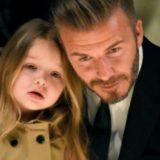 Δείτε την τρυφερή φωτογραφία του David Beckham με την κόρη του