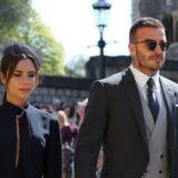 Δείτε το μήνυμα του David Beckham και της Victoria λίγο μετά τον πριγκιπικό γάμο