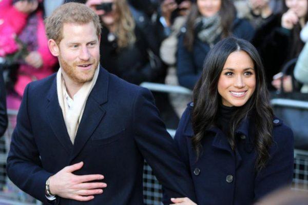 Ο Πρίγκιπας Harry και η Meghan Markle μόλις δημοσίευσαν την επίσημη ανακοίνωση της Ελισάβετ