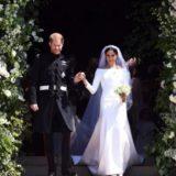 Παντρεύτηκαν Meghan Markle και πρίγκιπας Harry - Ο παραμυθένιος γάμος στο κάστρο Windsor