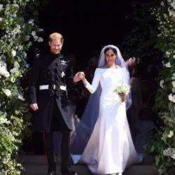 Δεν φαντάζεστε τι έκαναν τα λουλούδια του γάμου τους ο Πρίγκιπας Harry και η Meghan Markle