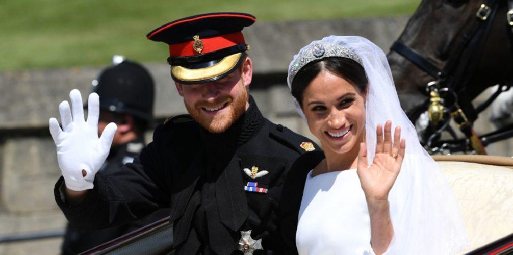 """""""Ξανάγινε"""" ο γάμος του Χάρι και της Μέγκαν"""