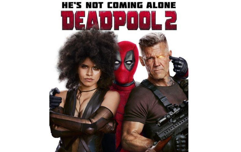 Deadpool 2 σε Α' τηλεοπτική προβολή