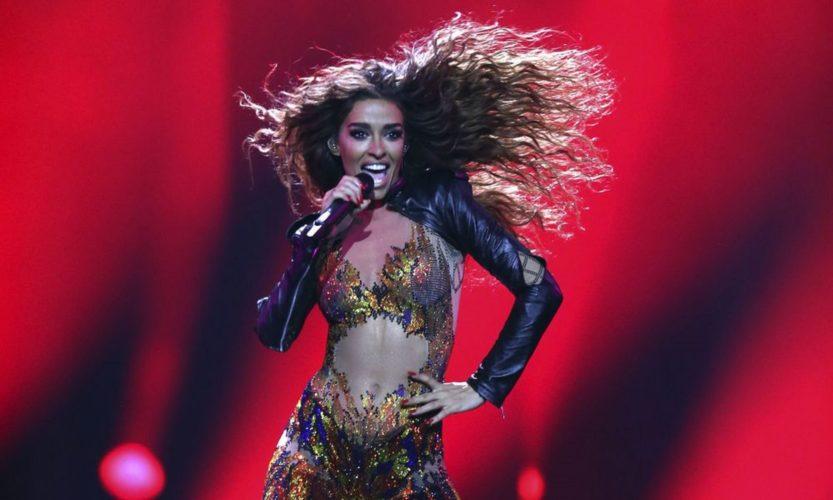 Στην Ισλανδία για την Eurovision η Ελένη Φουρέιρα