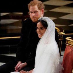 Δειτε την περίεργη μπομπονιέρα που έδωσαν στους καλεσμένους η Meghan Markle και ο Πρίγκιπας Harry