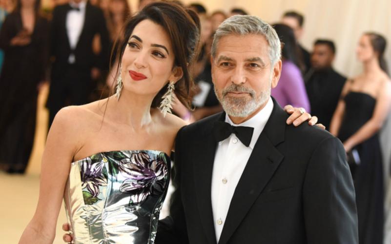Ο λόγος της συζύγου του George Clooney που τον έκανε να δακρύσει δημόσια