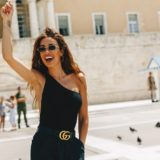 Η Ελένη Φουρέιρα απέκτησε το δικό της αστέρι στο... Walk of Fame της Κύπρου!