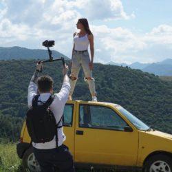 Κέλλυ Κελεκίδου: Κυκλοφόρησε το νέο της video clip! Backstage από τα γυρίσματα