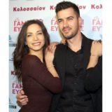 Κατερίνα Γερονικολού: «Είμαι ερωτευμένη με τον άνθρωπό μου»