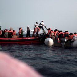 Στην Ισπανία τελικά οι 629 μετανάστες του πλοίου Aquarius