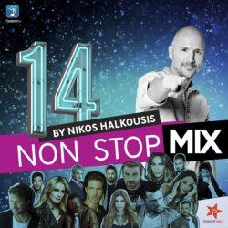 Νέα Κυκλοφορία: Non Stop Mix 14 By Nikos Halkousis