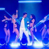 MAD VMA18: Εντυπωσίασε ο Σάκης Ρουβάς | Ο καλλιτέχνης με τις περισσότερες εμφανίσεις και βραβεύσεις