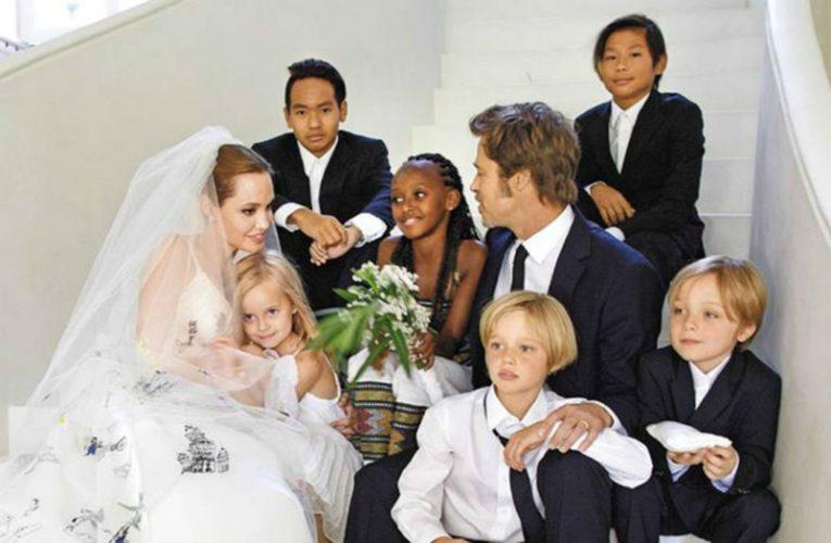 Ο Brad Pitt κέρδισε την κηδεμονία των έξι παιδιών από την Angelina Jolie