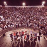 V for Vrana: Η μεγαλύτερη stand up παράσταση στην Ελλάδα έγινε για την Κατερίνα Βρανά