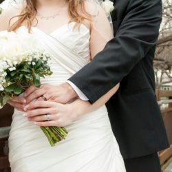 """""""Παντρευτήκαμε στο δημαρχείο στις 12 το μεσημέρι και δεν μας πήρε κανείς χαμπάρι"""""""