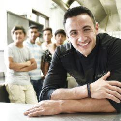 Ένας Master Chef στην κουζίνα με τα παιδιά της «ΑΠΟΣΤΟΛΗΣ»