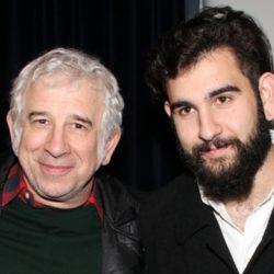 Ο Πέτρος Φιλιππίδης μιλάει για την συνεργασία με τον γιο του