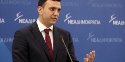 ΝΔ: Φαρσοκωμωδία η κυβέρνηση – Κικίλιας: Ο Τσίπρας φόρεσε την πιο ακριβή γραβάτα όλων των εποχών