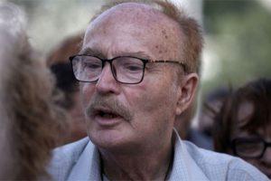 Έπαθε έμφραγμα στο συλλαλητήριο για τη Μακεδονία ο Ντίνος Καρύδης