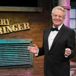 """Τίτλοι τέλους για το """"Jerry Springer Show"""""""