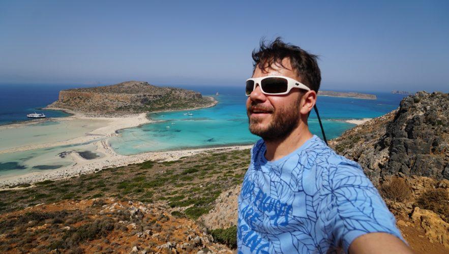 Ταξιδεύοντας στον Κρητικό παράδεισο