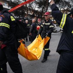«Πολλά παιδιά» μεταξύ των νεκρών από τις φωτιές στην Ανατολική Αττική, λέει ο ιατροδικαστής Ηλίας Μπογιόκας