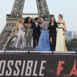 Επικίνδυνη Αποστολή: Η Πτώση - Λαμπερή πρεμιέρα στο Παρίσι