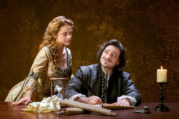 """Ερωτευμένος Σαίξπηρ ǀ Από τον Οκτώβριο στο """"ΘΕΑΤΡΟΝ"""" ǀ Η προπώληση ξεκίνησε!"""