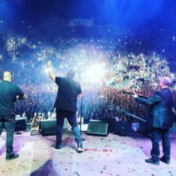 Αντώνης Ρέμος: Θρίαμβος στη συναυλία του στη Θεσσαλονίκη