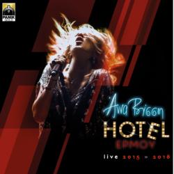 Άννα Βίσση: Στην κορυφή των πωλήσεων το «Hotel Ερμού live 2015 - 2018»