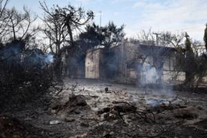 """«Η γιαγιά τους κάηκε ζωντανή! Τα παιδιά τριγυρνούσαν μόνα τους, άνθρωποι περνούσαν μέσα από τις φλόγες…"""""""
