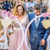 Δείτε την πρώτη ανάρτηση της Κλέλιας Πανταζή μετά τον γάμο της με τον Λευτέρη Τσάκαλο