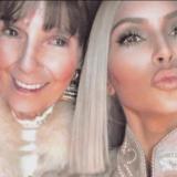 Δείτε το τρυφερό μήνυμα της Kim Kardashian για τα γενέθλια της γιαγιά της