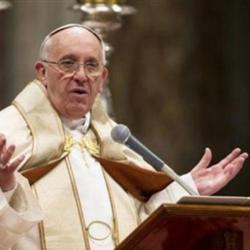 Ο πάπας Φραγκίσκος προσεύχεται για τα θύματα στην Ελλάδα