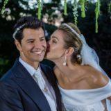 Σάκης Ρουβάς - Κάτια Ζυγούλη: Η αποκάλυψη για τη γαμήλια τούρτα του γάμου τους