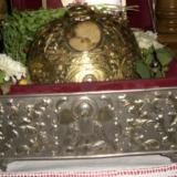 Στα Χανιά η τίμια κάρα του Οσίου Δαυίδ