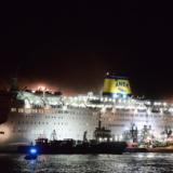 Ολονύχτιο «θρίλερ» μεσοπέλαγα για το πλοίο «Ελευθέριος Βενιζέλος»
