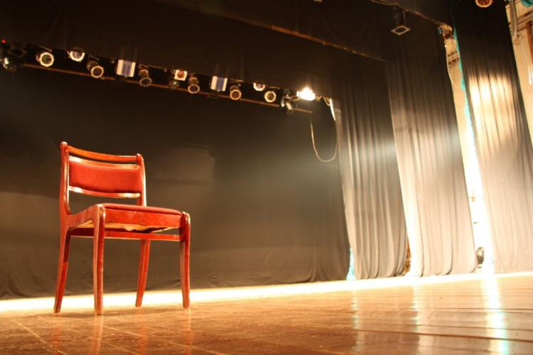 Ακρόαση για την παράσταση Οδύσσεια σε σκηνοθεσία Σοφίας Σπυράτου