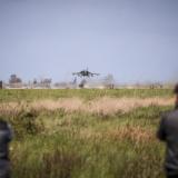 Νεκρός ο συγκυβερνήτης του πολεμικού αεροσκάφους που συνετρίβη