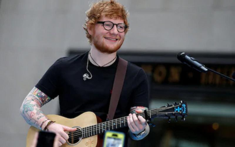 Ο Ed Sheeran θα γίνει για πρώτη φορά πατέρας!