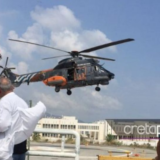 Αεροδιακομιδή σωτηρίας για μωράκι 20 μηνών στο Ηράκλειο