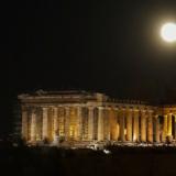 Πανσέληνος Αυγούστου: Ρεκόρ επισκεψιμότητας στους αρχαιολογικούς χώρους