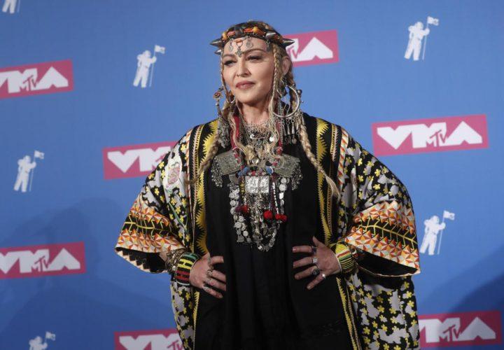 """Ελληνίδα ηθοποιος: """"Αν ήμουν άντρας θα έκανα one night stand με τη Madonna"""""""