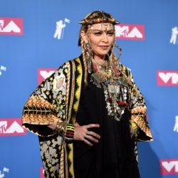 Η Madonna αποκάλυψε ότι βρέθηκε θετική στα αντισώματα του κορονοϊού