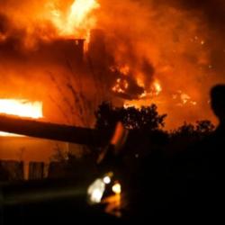 Αποκαλυπτικό βίντεο του Εθνικού Αστεροσκοπείου: Οι ακραίες καιρικές συνθήκες την ώρα της φωτιάς