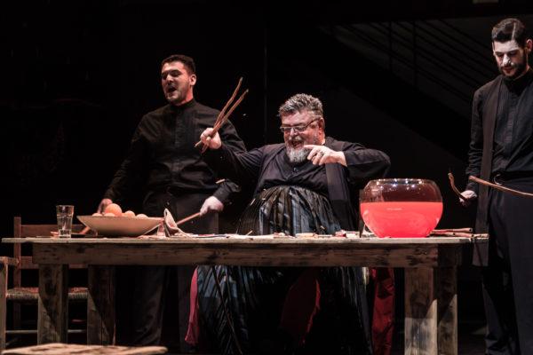 Το Duende ταξιδεύει στο Κρατικό Θέατρο Βορείου Ελλάδας