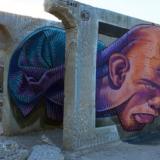 Ο WD μετατρέπει το ξενοδοχείο – φάντασμα της Νάξου σε έργο τέχνης