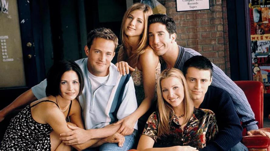 """«Δεν θα υπάρξει επανένωση του """"FRIENDS"""", αλλά Ross και Rachel είναι....»"""